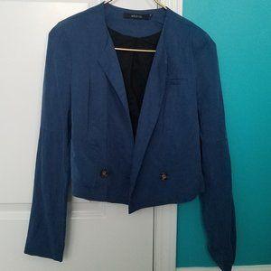 Ark & Co Women's Blue Jacket Size Small